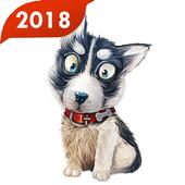 Lovely Dog WallPaper icon
