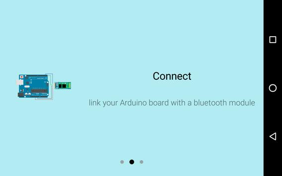 Arduino bluetooth controller تصوير الشاشة 6