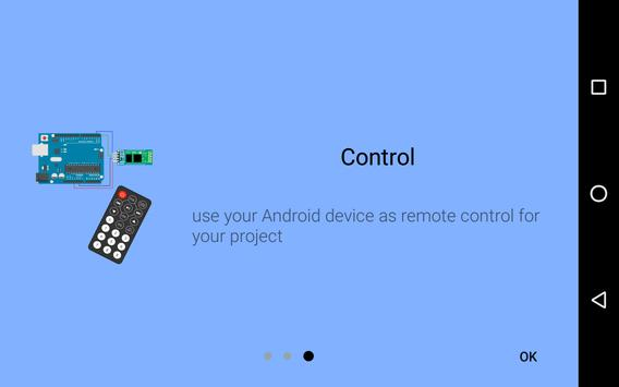 Arduino bluetooth controller تصوير الشاشة 7