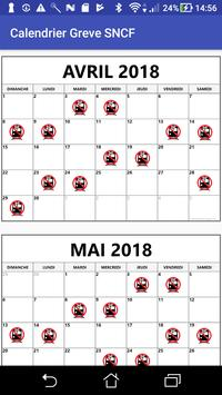 Calendrier Greve Sncf For Android Apk Download