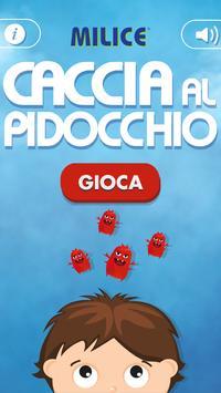 Caccia al Pidocchio poster