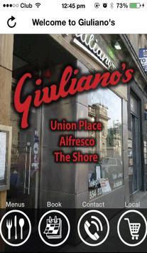 Giulianos poster