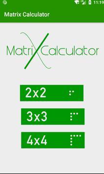 Matrix Calculator poster