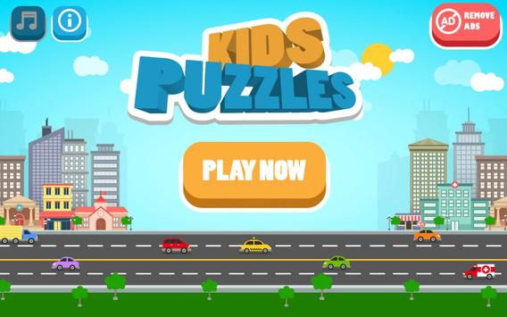 Cars Puzzle for Kids screenshot 14