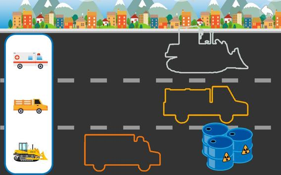 Cars Puzzle for Kids screenshot 13
