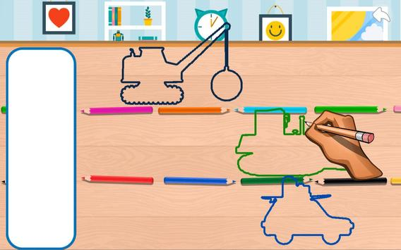 Cars Puzzle for Kids screenshot 2