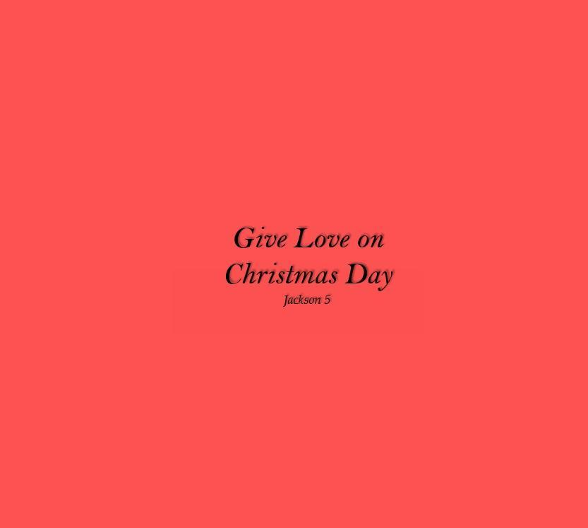 Give Love On Christmas Day.Give Love On Christmas Day For Android Apk Download