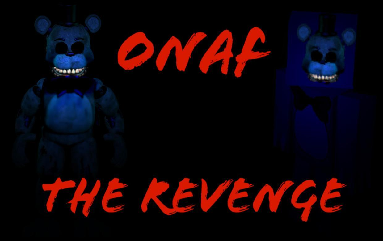 ONAF - Revenge. Minecraft MCPE horror map for Android - APK ...