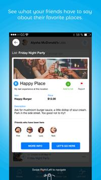Perfec: Save Locations, Products, Services apk screenshot