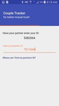 Couple Tracker apk screenshot