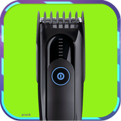 Hair Clippers App Prank icon