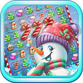 Christmas Cookie Match 3 icon