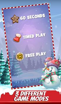 Christmas Cookie Match 3 screenshot 2