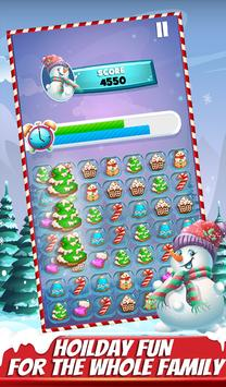 Christmas Cookie Match 3 screenshot 5