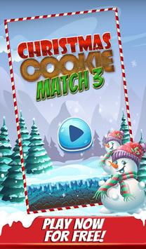 Christmas Cookie Match 3 screenshot 7
