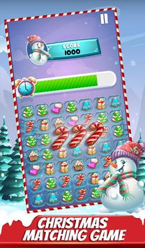 Christmas Cookie Match 3 screenshot 8