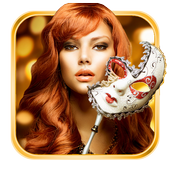 Hidden Object Masquerade Mask icon
