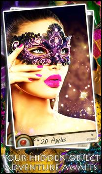 Hidden Object Masquerade Mask screenshot 10