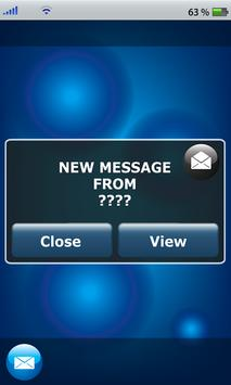 Death Text Prank Call apk screenshot