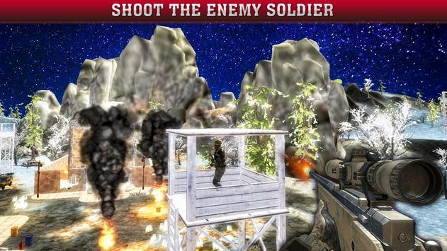 Mountain Commando Elite Sniper apk screenshot