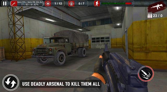 Zombies Overrun screenshot 3