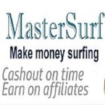 Master Surf poster