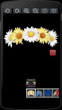 flower crown apk screenshot