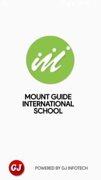 MOUNT GUIDE SCHOOL poster