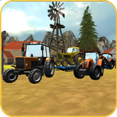 Tractor Transporter 3D 2 icon