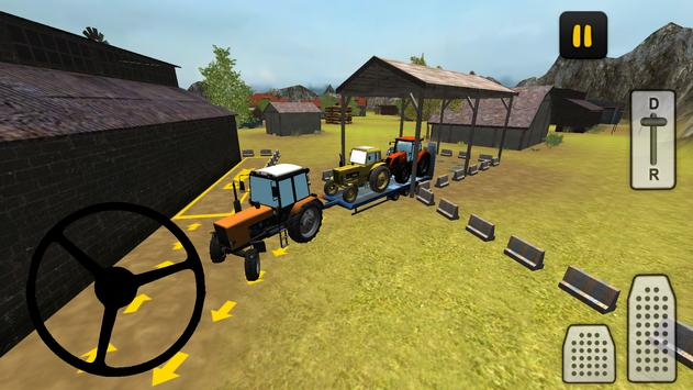 Tractor Transporter 3D 2 poster
