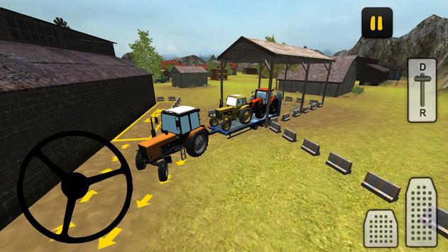Tractor Transporter 3D 2 apk screenshot