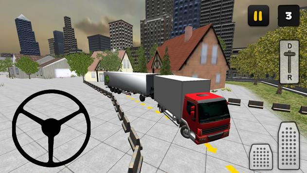 Cargo Truck 3D: Extreme poster
