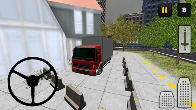Cargo Truck 3D: Extreme screenshot 2