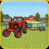 Classic Tractor 3D: Corn icon