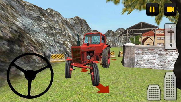 Classic Tractor 3D: Corn screenshot 12