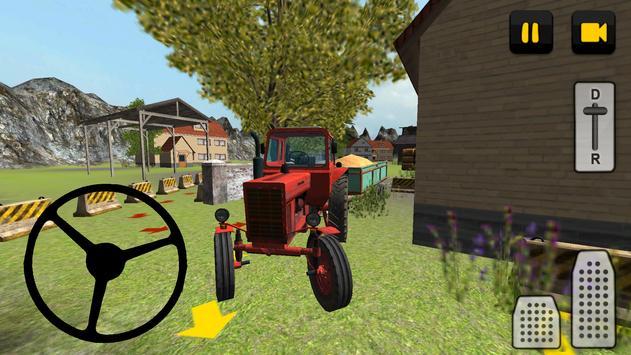 Classic Tractor 3D: Corn screenshot 5
