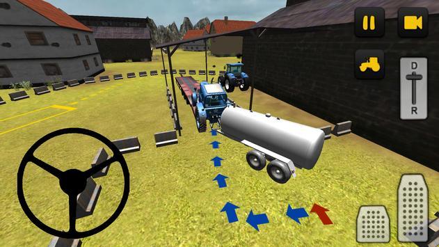 Farming 3D: Tractor Transport apk screenshot