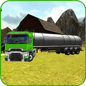 Farm Truck 3D: Manure icon