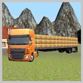Farm Truck 3D: Hay icon