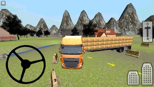 Farm Truck 3D: Hay screenshot 7