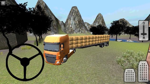 Farm Truck 3D: Hay 포스터