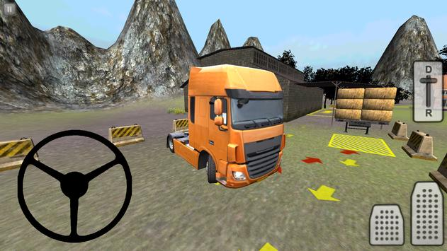 Farm Truck 3D: Hay screenshot 1