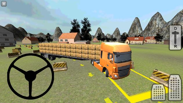 Farm Truck 3D: Hay screenshot 2