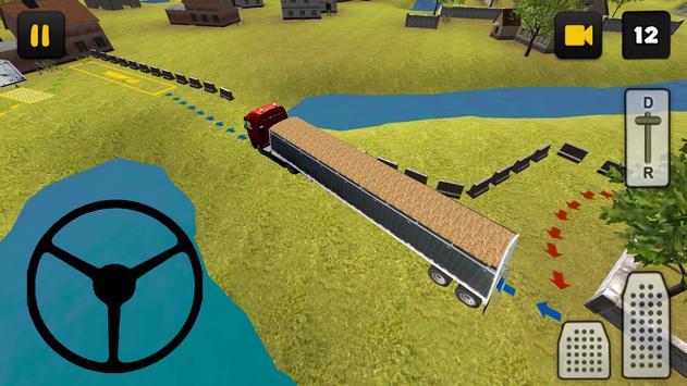 Farm Truck 3D: Wheat 2 screenshot 3