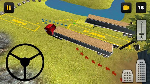 Farm Truck 3D: Wheat 2 screenshot 4