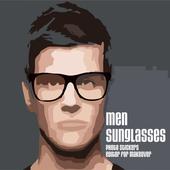Men Sunglasses Photo Stickers Editor for Makeover icon