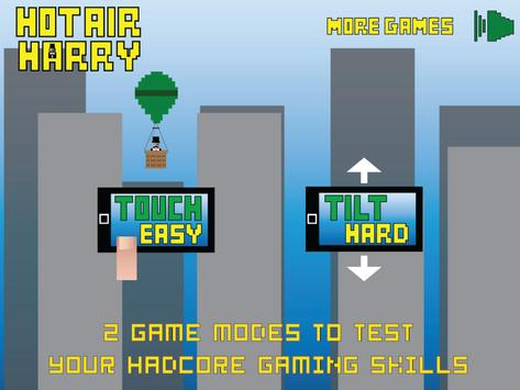 Blast Off - Hot Air Harry apk screenshot