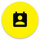 Phone Contact Location icon