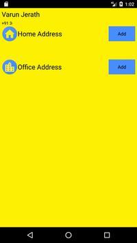Phone Contact Location screenshot 5