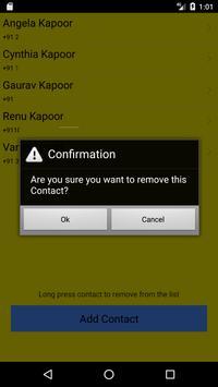 Phone Contact Location screenshot 7